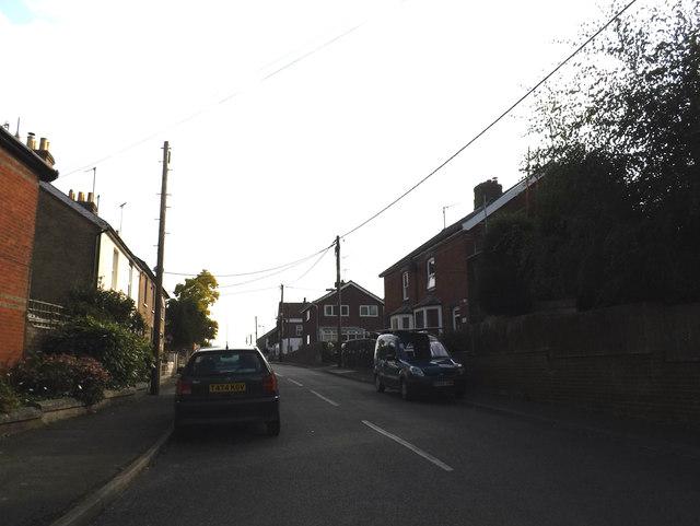 B1119 Chapel Road, Saxmundham
