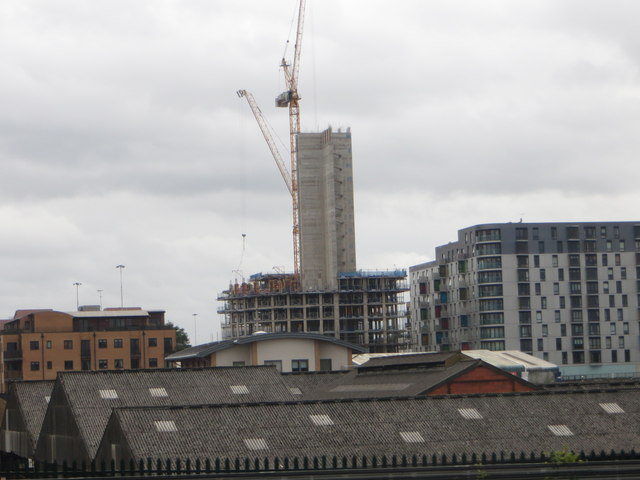 New Building Going Up