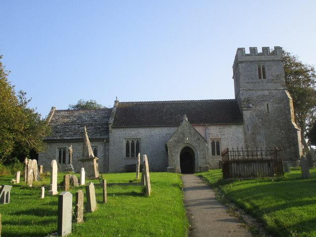 St. Nicholas, Chaldon Herring