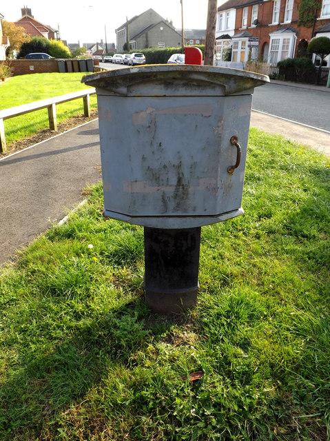 St.John's Road Royal Mail Dump Box
