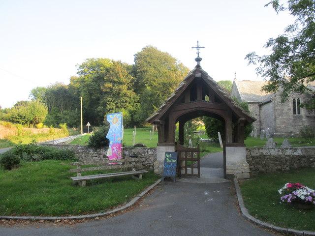 The Lychgate, Winfrith Newburgh