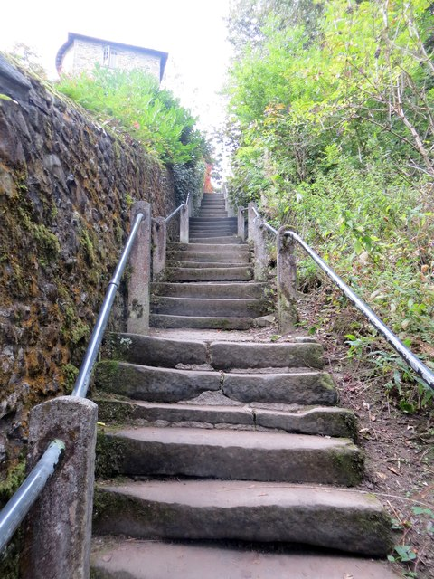 The Radical Steps, Kirkby Lonsdale