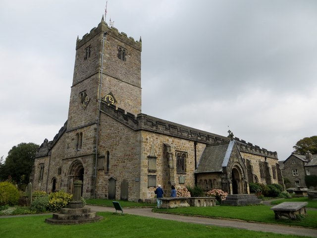 St. Mary's, Kirkby Lonsdale