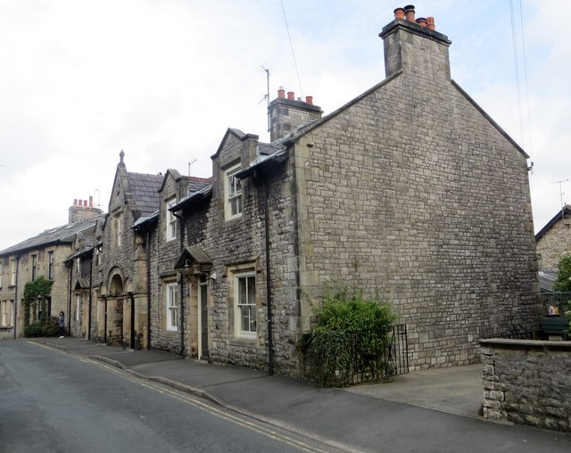 Houses on Bective Street, Kirkby Lonsdale