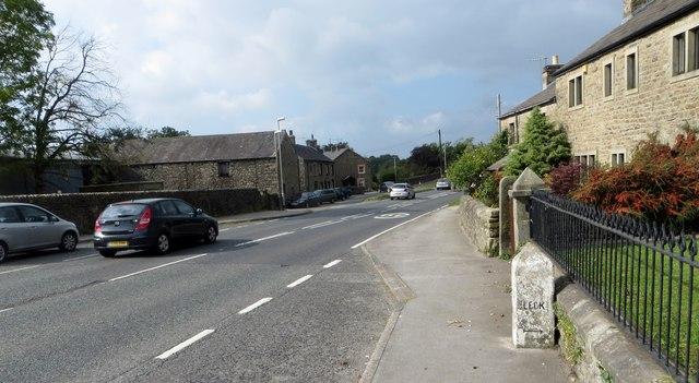 A65 at Cowan Bridge