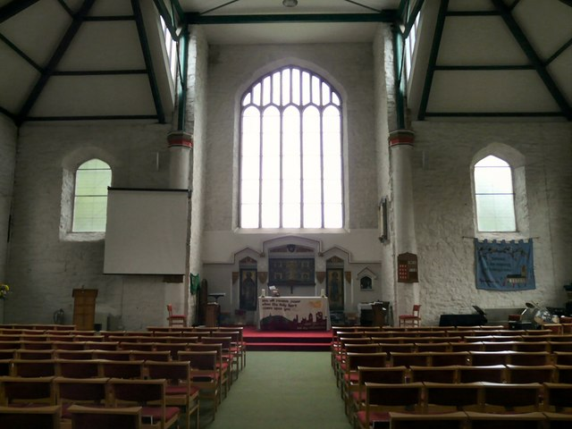 Inside St George's