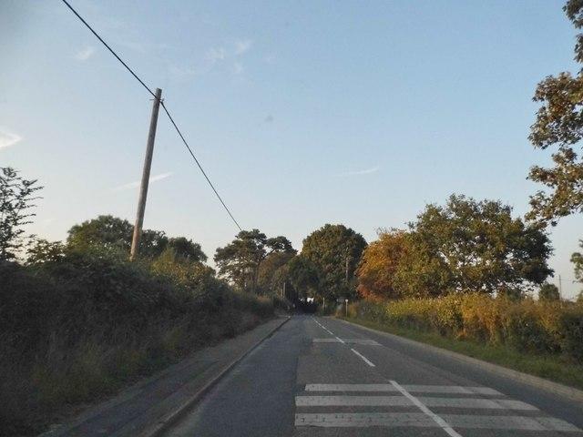 Norwood Hill Road, Charlwood
