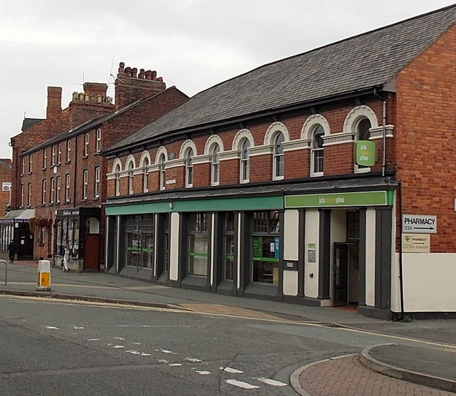 Jobcentre Plus in Oswestry