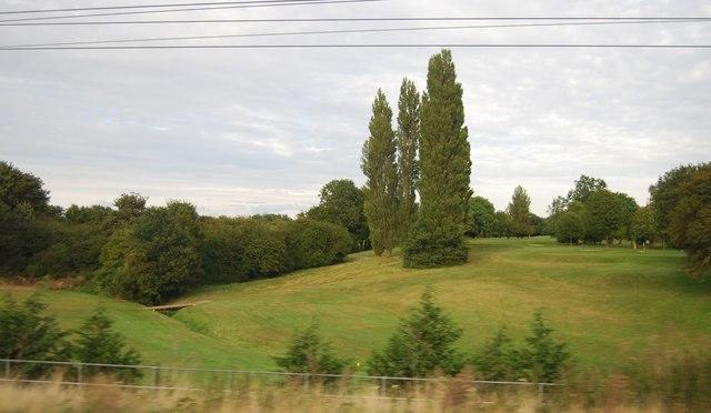 Golf course, Potters Bar