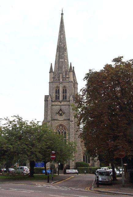 St John the Evangelist, Stratheden Road, Blackheath