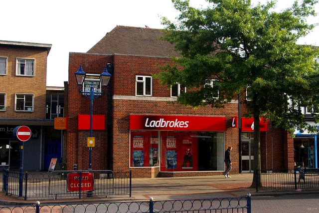 Ladbrokes, formerly Solihull Post Office