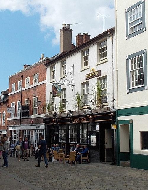 Bull Inn, Shrewsbury