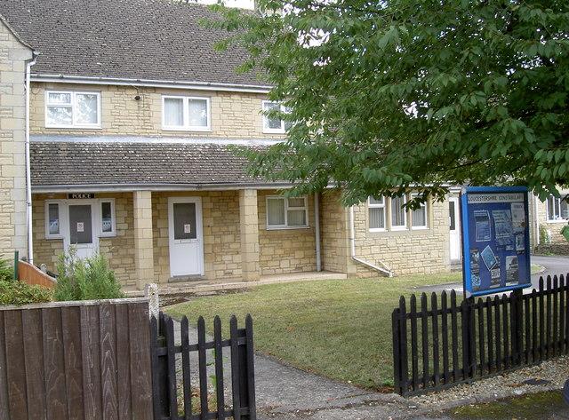 Bourton Police station