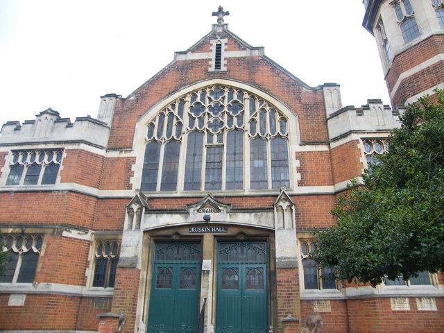Ruskin Hall (exterior)