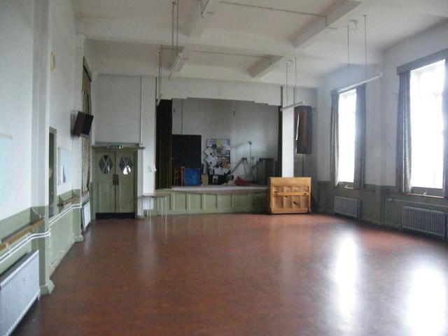 Lower Park Hall