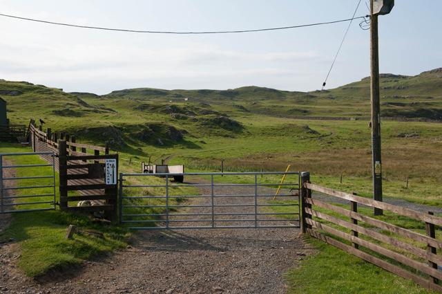Gateway at Caliach