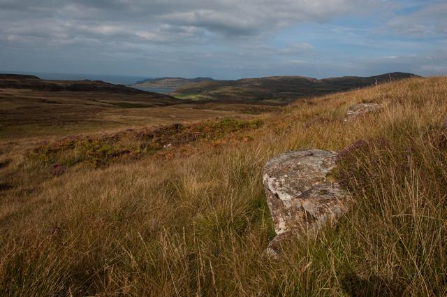 Hillside below Beinn Reudle