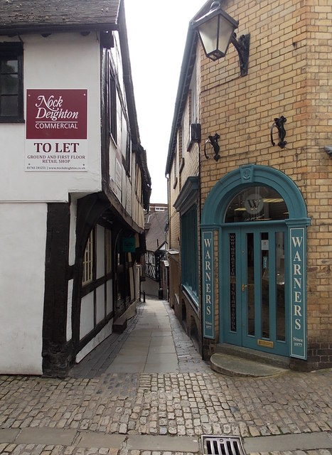 Grope Lane, Shrewsbury