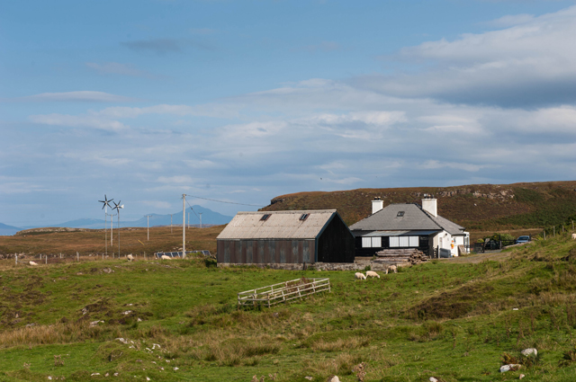 Cottage at Lag