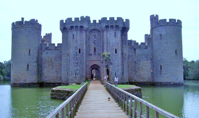 Bodiam Castle, Gatehouse