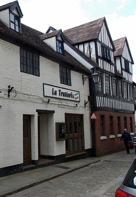 La Trattoria, Shrewsbury