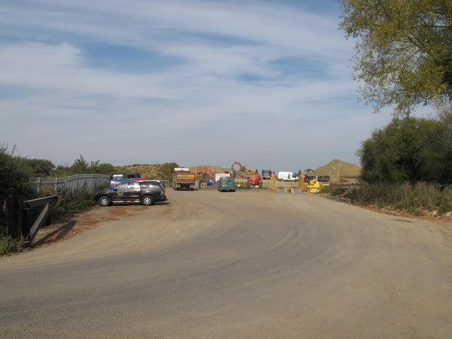 Moorend Lane Restoration Facility, Thame