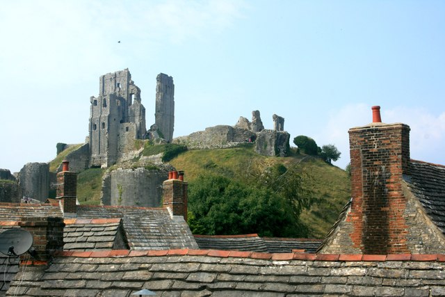 Chimneys & Castle