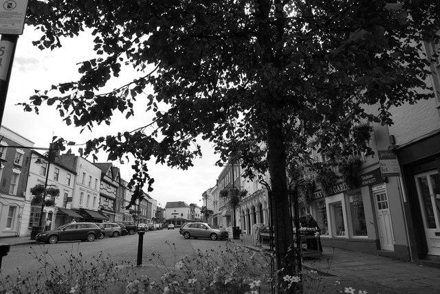 Broad Street, Leominster