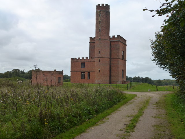 The Tower in Blickling Park