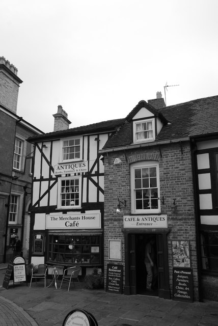 Merchant House Cafe, Leominster