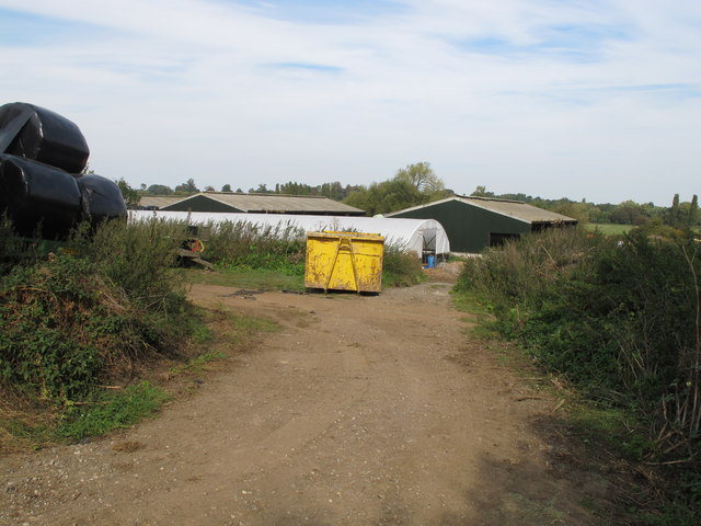 Buildings of Moorend Lane Farm