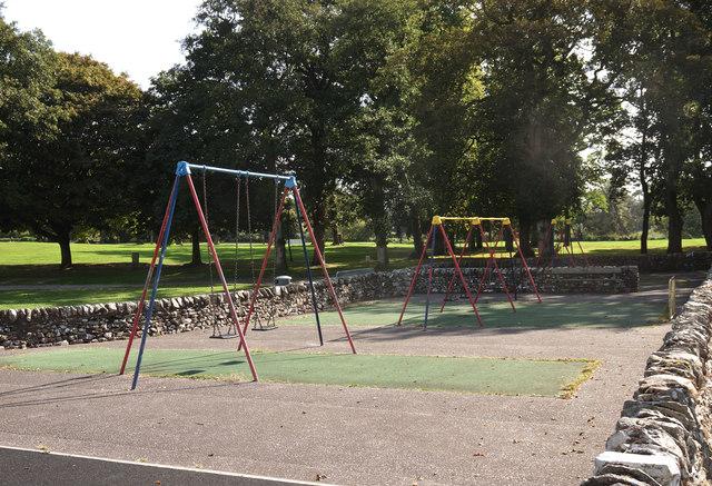 Lochside play area