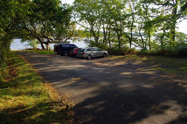 Car park near Picton Point