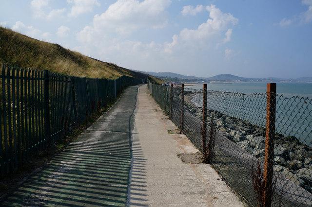 Wales  Coast Path,  Colwyn Bay
