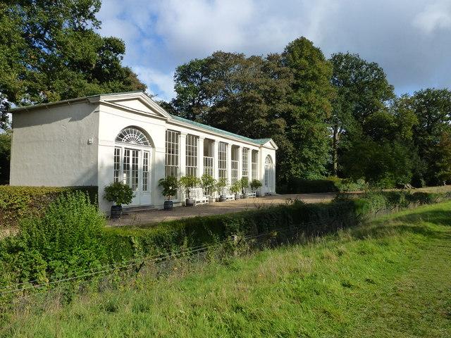 The Orangery, Blickling Hall, Norfolk