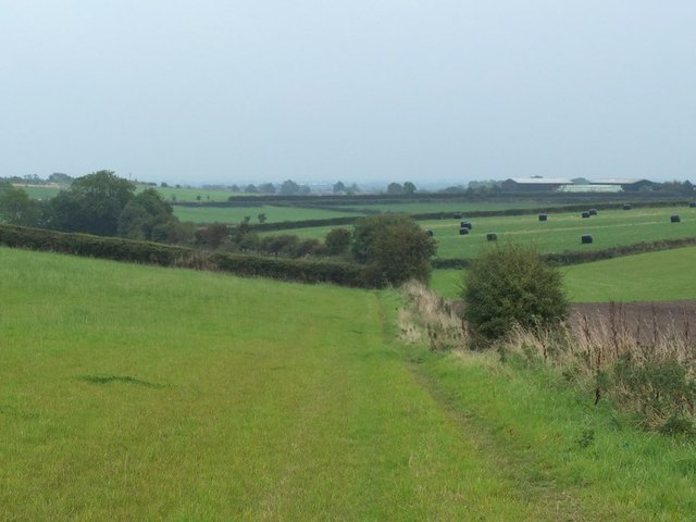 Footpath off Wigan Road, Billinge
