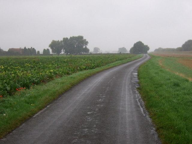 Ravensfleet Road