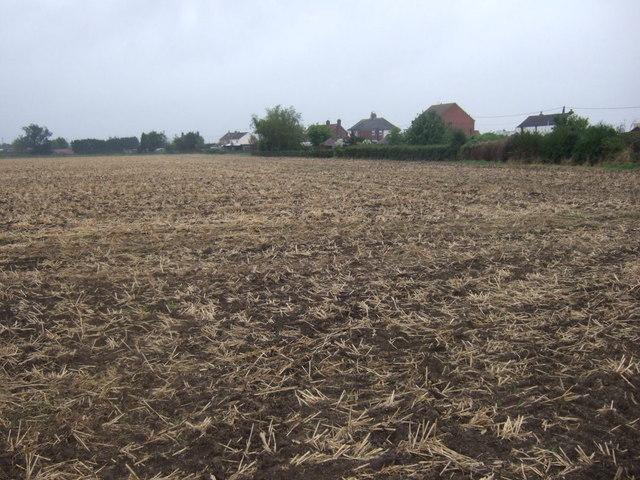 Farmland near East Stockwith