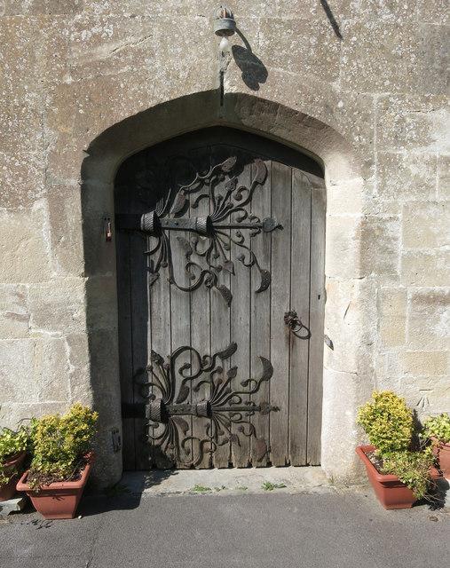 Front Door, Meare Farm