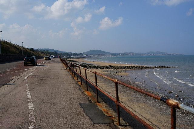 The Promenade, Colwyn Bay