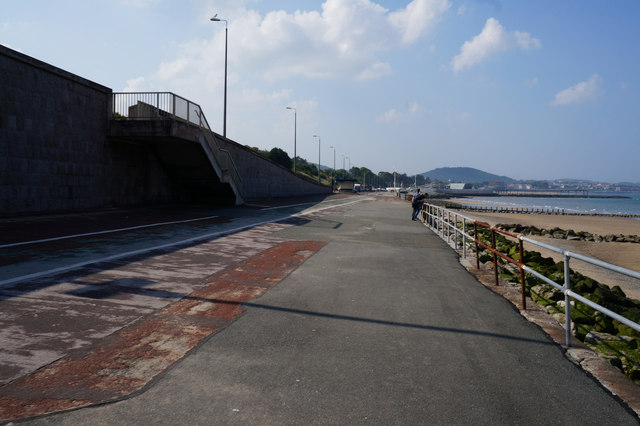The Promenade, Colwyn Bay