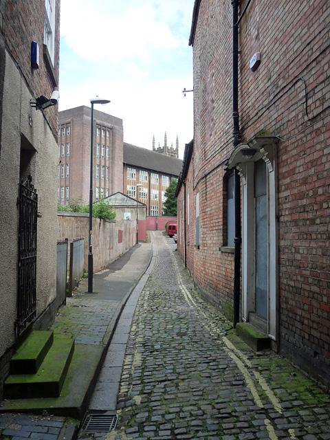 George Yard, Derby