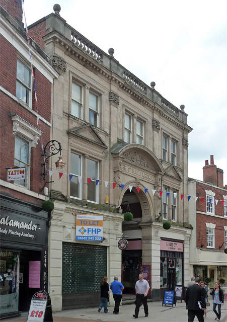Strand Arcade, Sadler Gate, Derby