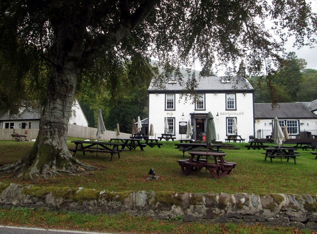 The Village Inn at Tighness, Arrochar