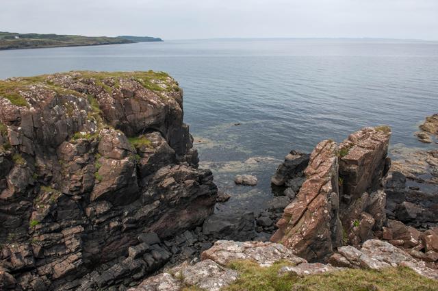 Sea Cliffs at Rubha an h-Airde