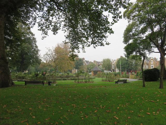De Beauvoir Square, London