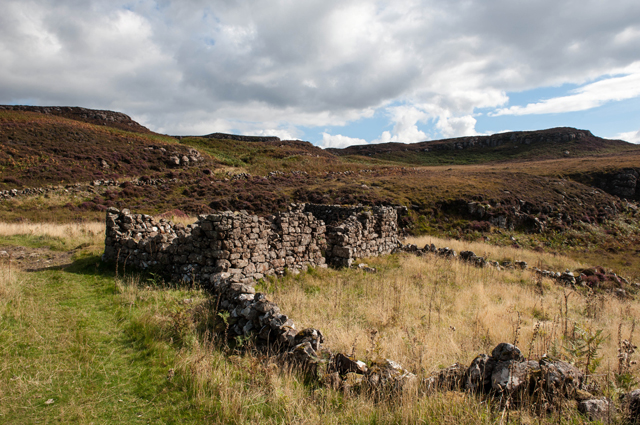 Ruined Cottage Ormaig