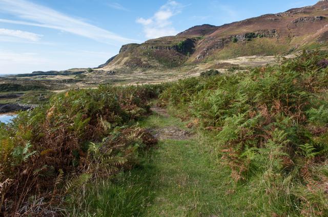 Track to Cragaig