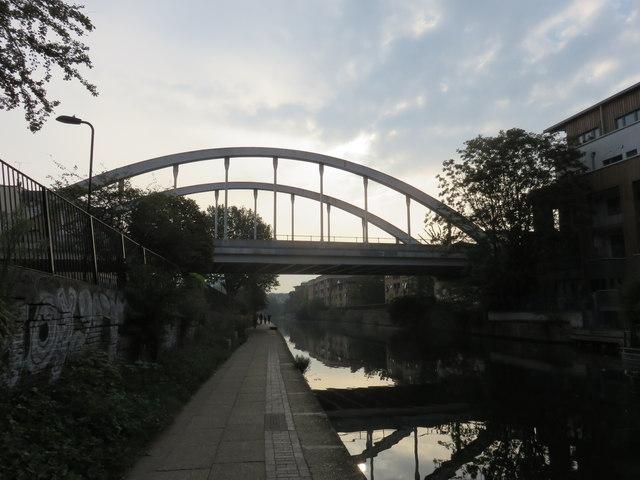 Bridge over the Regents Canal