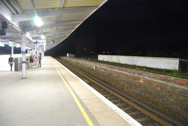 Folkestone Central Station
